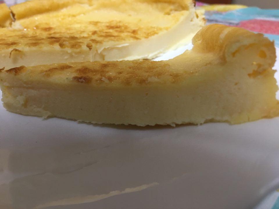 Tarta de queso o 'quesada' casera 2
