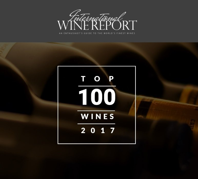 6 Vinos españoles en el ranking TOP 100 del 2017 de 'International Wine Report' 1