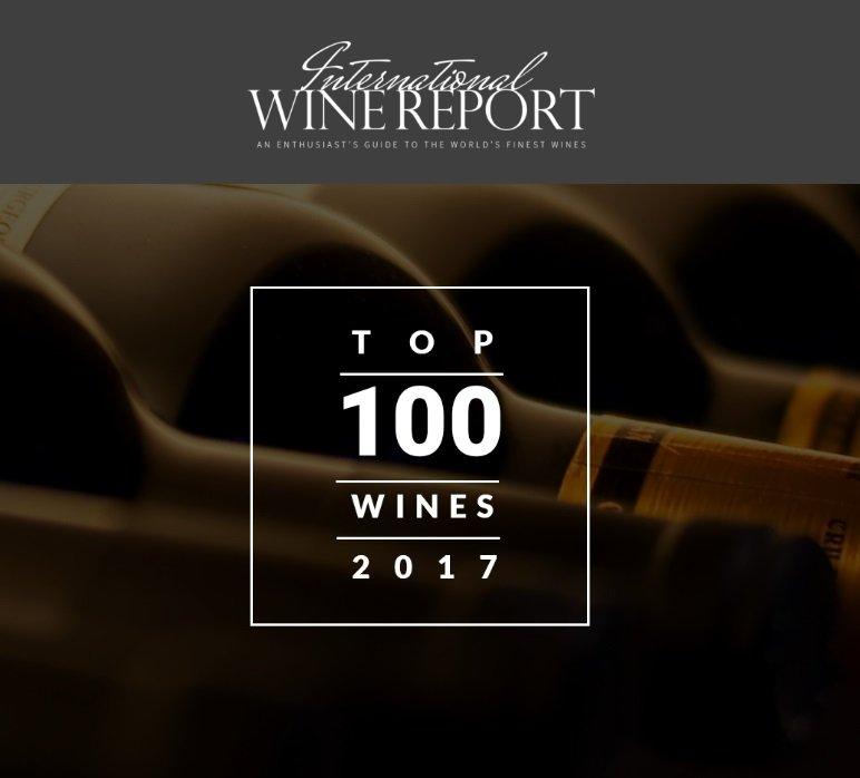 6 Vinos españoles en el ranking TOP 100 del 2017 de 'International Wine Report' 1