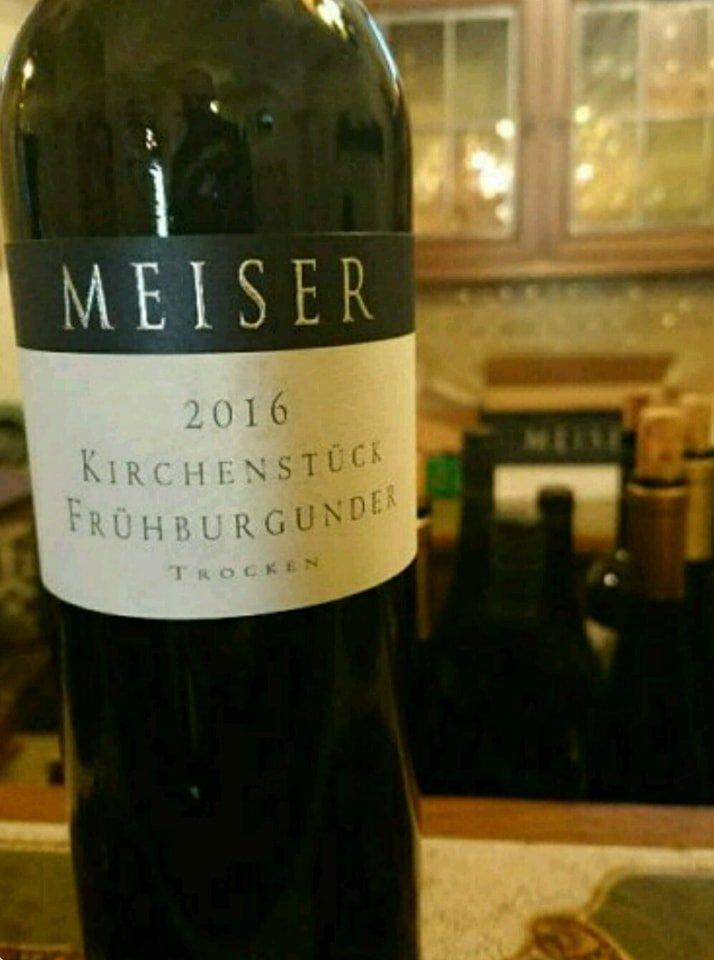 Catamos Meiser Kirchenstück Frühburgunder Trocken 2016 1