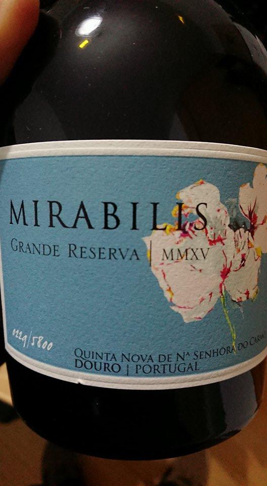 Catamos Mirabilis Grande Reserva MMXV 1
