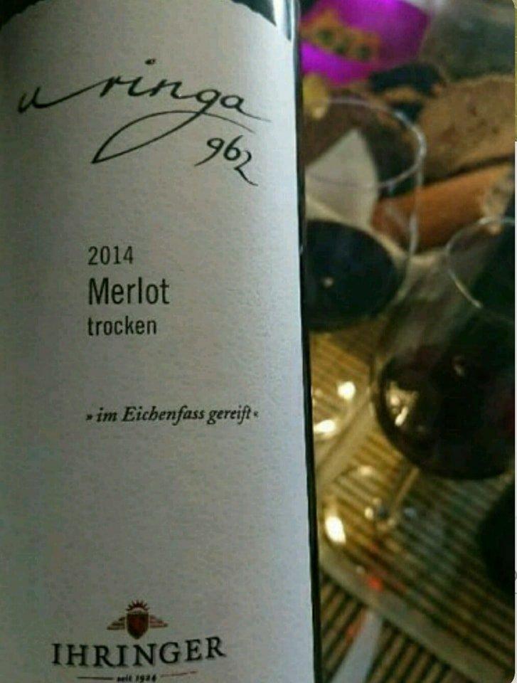 Catamos Uringa 962 2014 Merlot Trocken 1