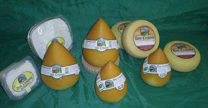 El queso lugués Don Crisanto, elegido el mejor queso de España 2017 1
