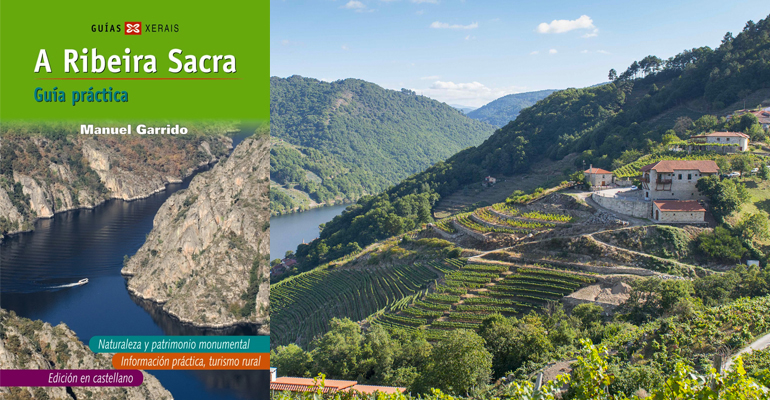 La Ribeira Sacra presenta una guía práctica para recorrer sus viñedos 1