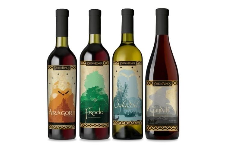La Trilogía de El Señor de los Anillos tendrá sus propios vinos 1
