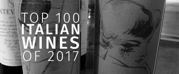 Los 100 mejores vinos de Italia de 2017 para James Suckling 1