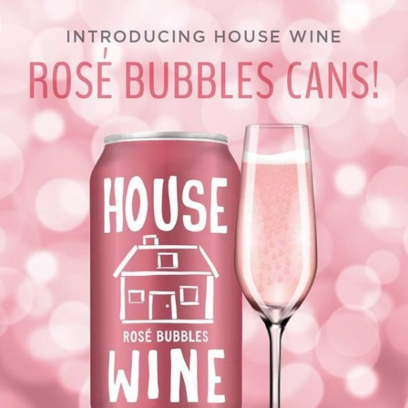 Ya podemos disfrutar de un espumoso rosé en lata 1