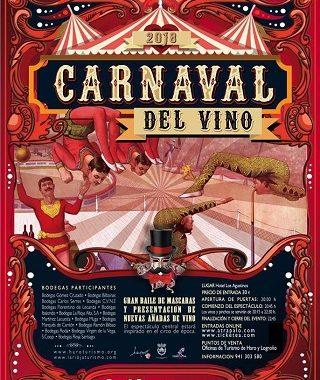 Ya tenemos fechas para el Carnaval del Vino de Haro 2018 1