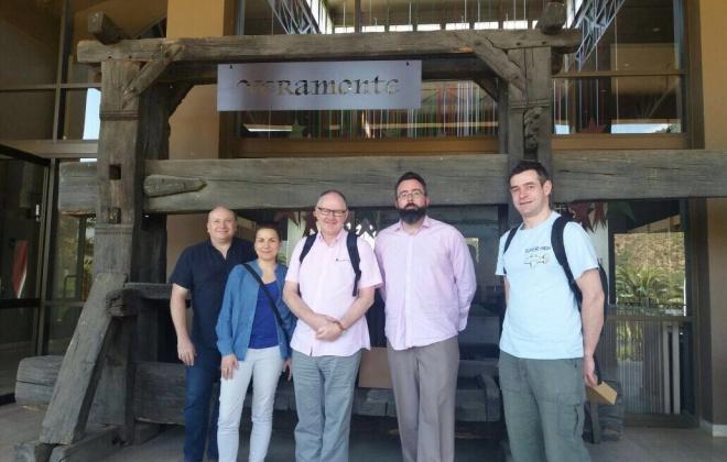 Sommeliers del Reino Unido visitaron Chile