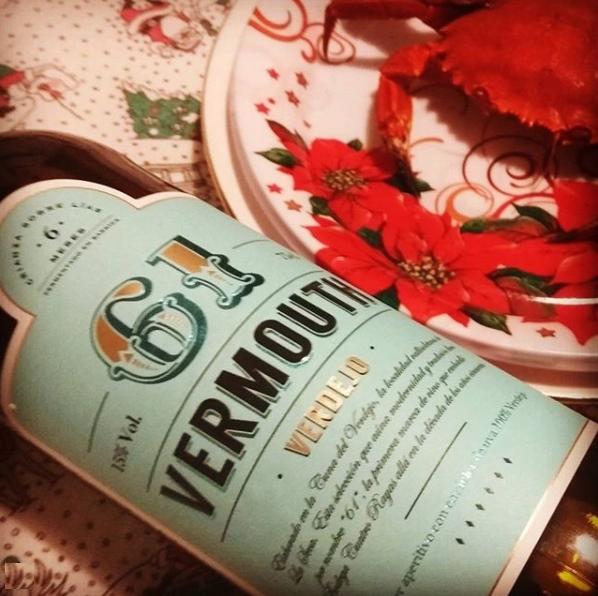 Catamos '61 Vermouth Verdejo' 1