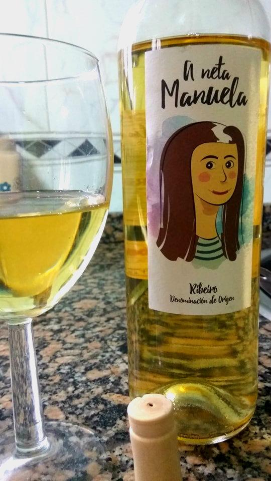 Catamos A Neta Manuela 2016, DO RibeiroCatamos A Neta Man 3