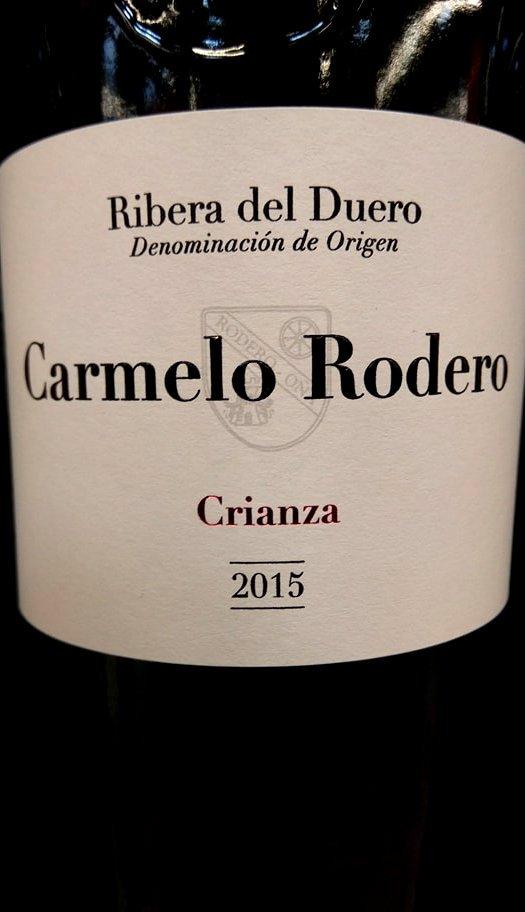 Catamos Carmelo Rodero Crianza 2015, DO Ribera del Duero 1