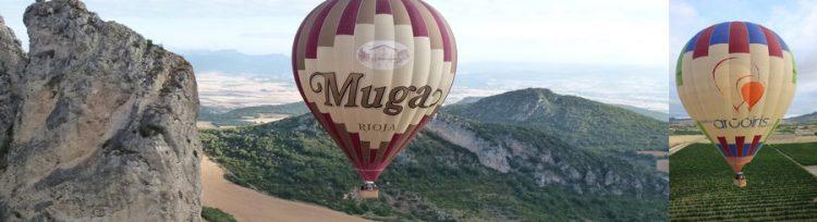 La Rioja Alta apuesta por experiencias de altos vuelos como sus paseos en globo 1
