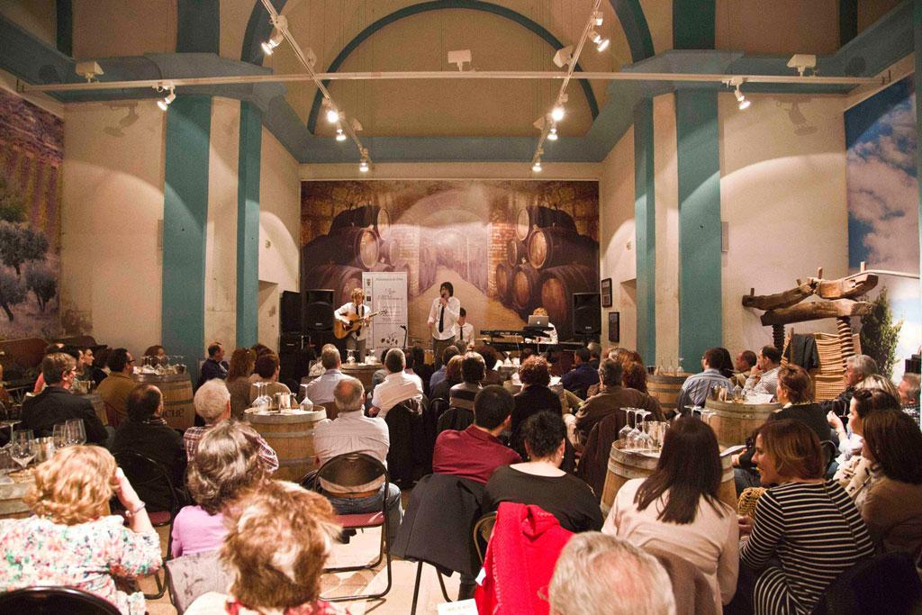 Vuelven las Tardes de Música y Vino al Museo del Vino de Aldeanueva de Ebro 1