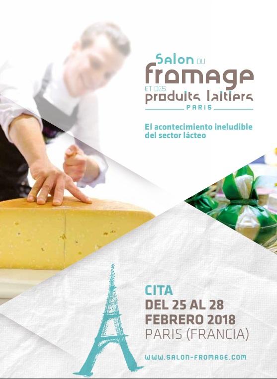 Ya hay fechas para el Salon Du Fromage 2018 1