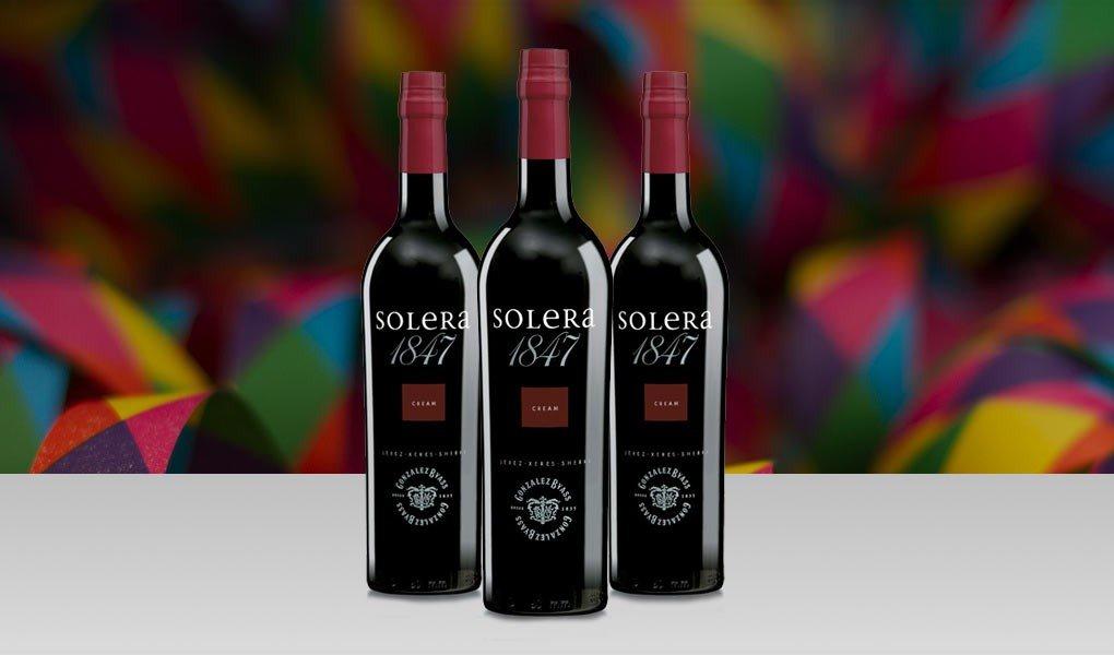 Solera 1847 es el vino del Carnaval de Cádiz