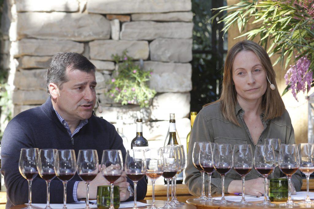 Más de 400 personas participan en la VI Jornada de Vinos DO Empordà en Mas Marroch