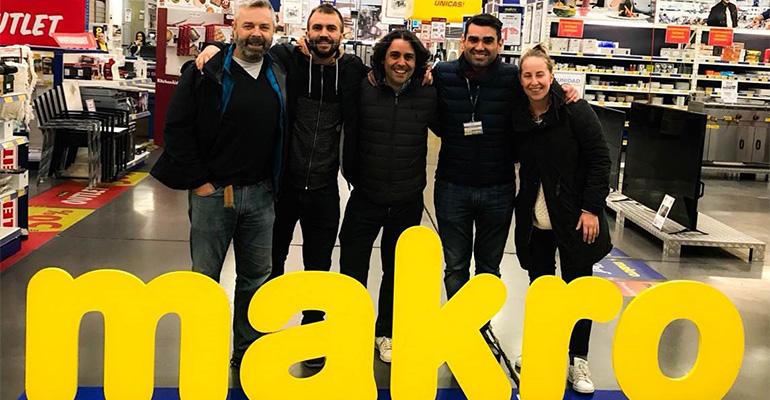 Makro se alía con los cocineros gallegos para ensalzar la gastronomía de la región