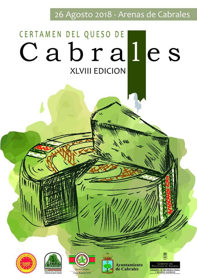 Certamen del Queso de Cabrales 2018