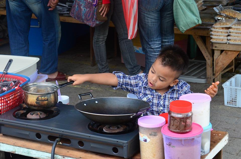 10 Ciudades del mundo para disfrutar de la 'street food'