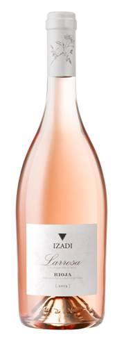 Larrosa, nuevo rosado de Bodegas Izadi 2