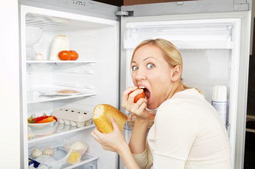 Edorexia, un síndrome que afecta a personas con un apetito desproporcionado
